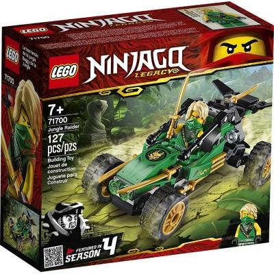 Lego Jungle Raider 71700