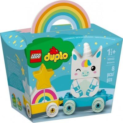 Lego Duplo: Unicorn Train