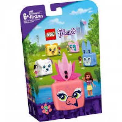 Lego Olivia's Flamingo Cube 41662